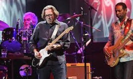 Eric Clapton and The Wallflowers AT Mohegan Sun Arena