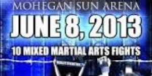 MMA-Mixed Martial Arts at the Mohegan Sun Arena