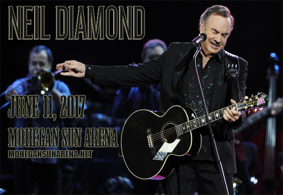 Neil Diamond at Mohegan Sun Arena