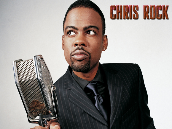 Chris Rock at Mohegan Sun Arena