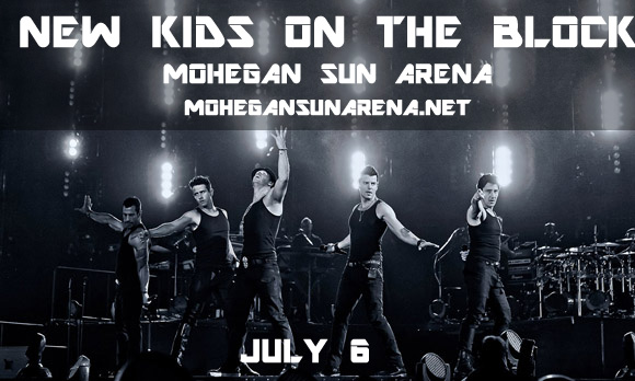 New Kids On The Block, Paula Abdul & Boyz II Men at Mohegan Sun Arena