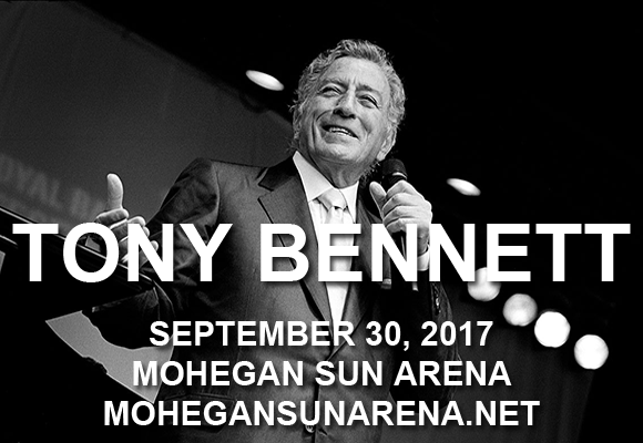 Tony Bennett at Mohegan Sun Arena
