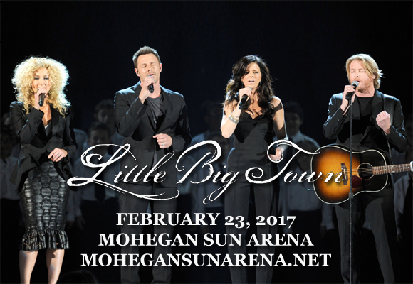 Little Big Town, Kacey Musgraves & Midland at Mohegan Sun Arena
