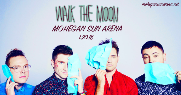 Walk The Moon at Mohegan Sun Arena