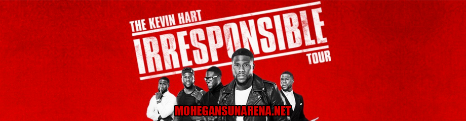 Kevin Hart at Mohegan Sun Arena