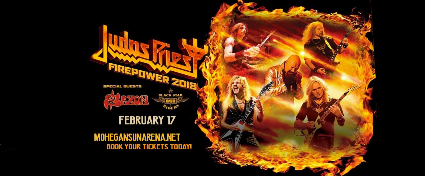 Judas Priest at Mohegan Sun Arena