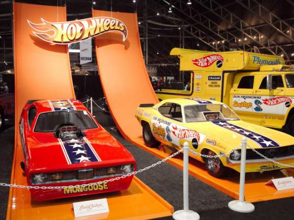 Barrett Jackson Car Show at Mohegan Sun Arena