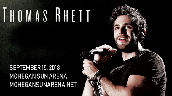 Thomas Rhett at Mohegan Sun Arena
