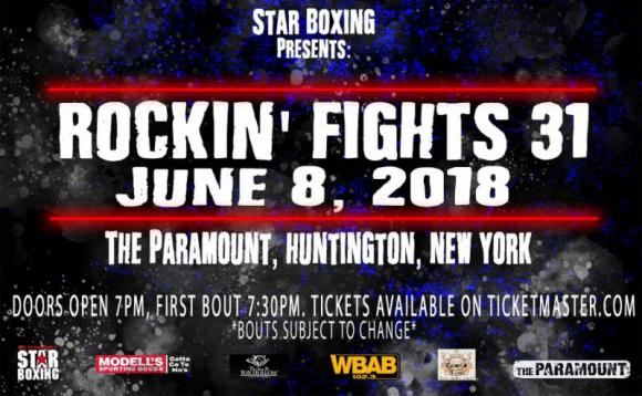 Joe Deguardia's Star Boxing at Mohegan Sun Arena