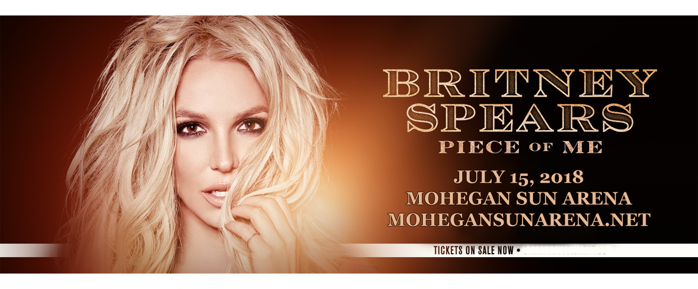 Britney Spears at Mohegan Sun Arena