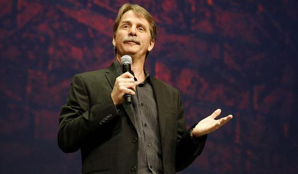 Jeff Foxworthy at Mohegan Sun Arena