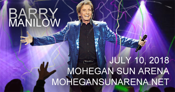 Barry Manilow at Mohegan Sun Arena