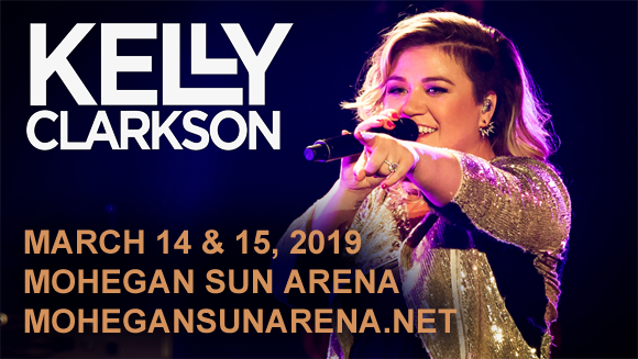 Kelly Clarkson at Mohegan Sun Arena