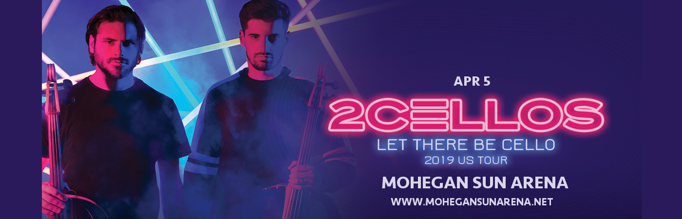 2Cellos at Mohegan Sun Arena