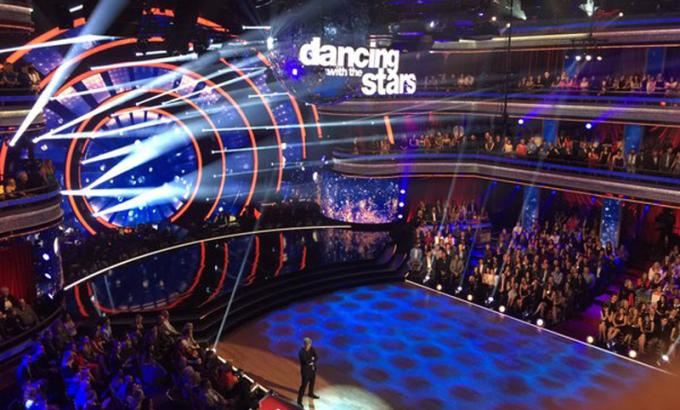 Dancing With The Stars at Mohegan Sun Arena