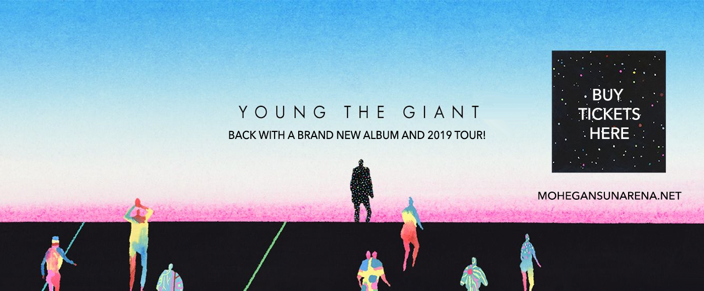 Young the Giant at Mohegan Sun Arena