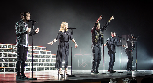 Pentatonix at Mohegan Sun Arena