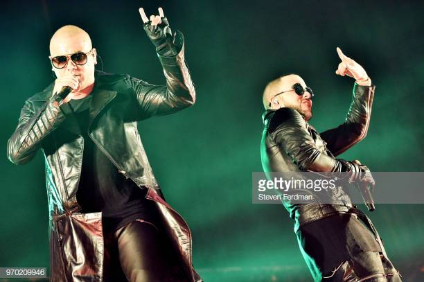 Wisin Y Yandel at Mohegan Sun Arena
