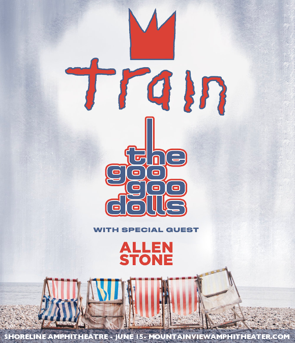Train, Goo Goo Dolls & Allen Stone at Mohegan Sun Arena