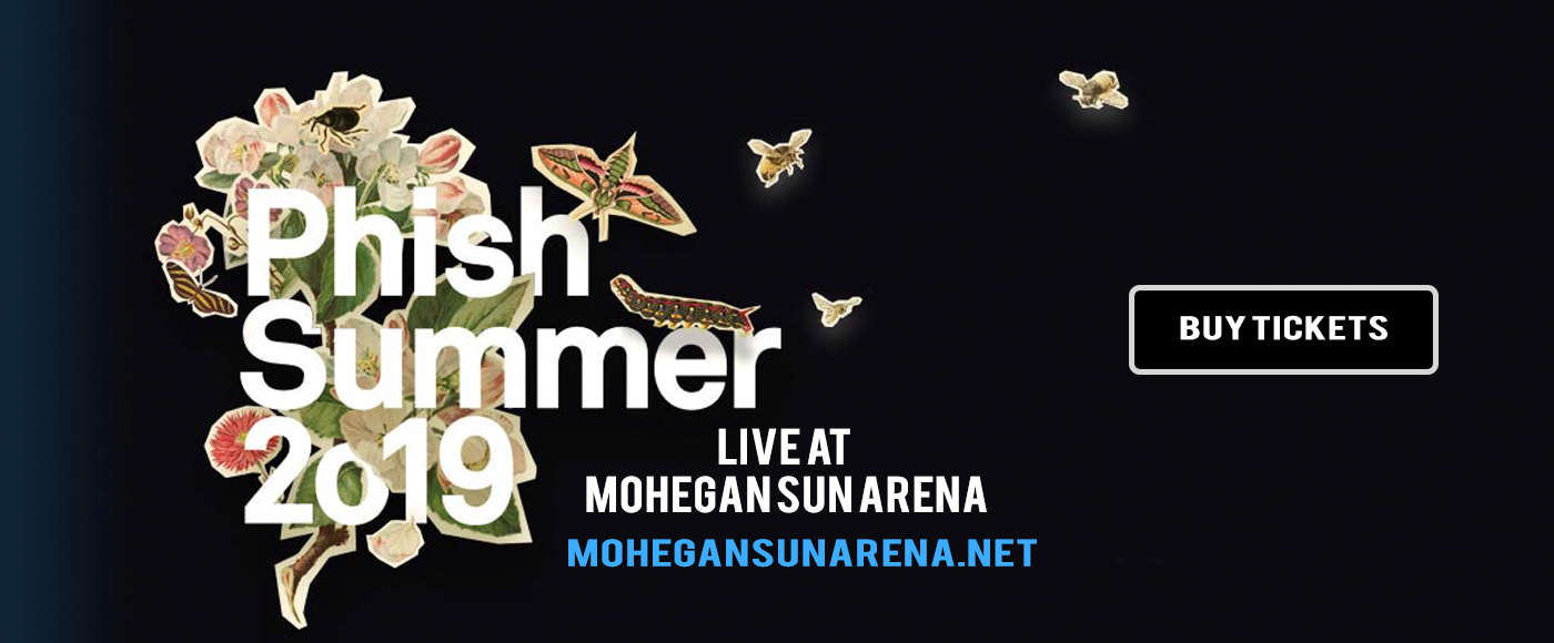 Phish at Mohegan Sun Arena