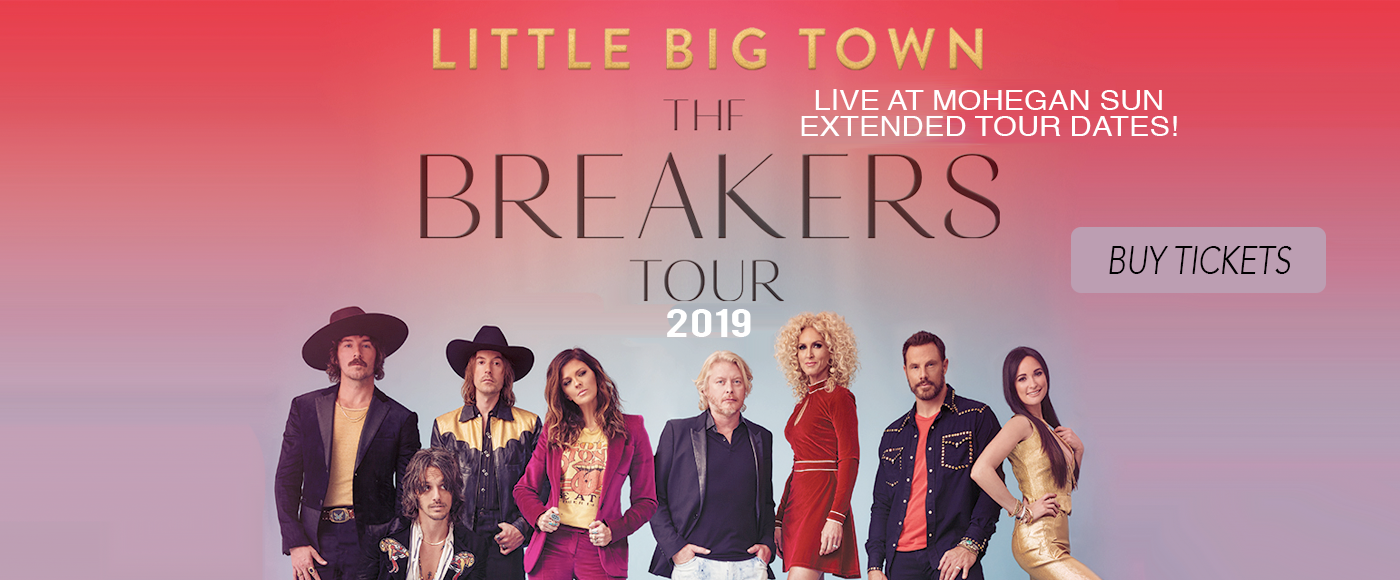 Little Big Town at Mohegan Sun Arena