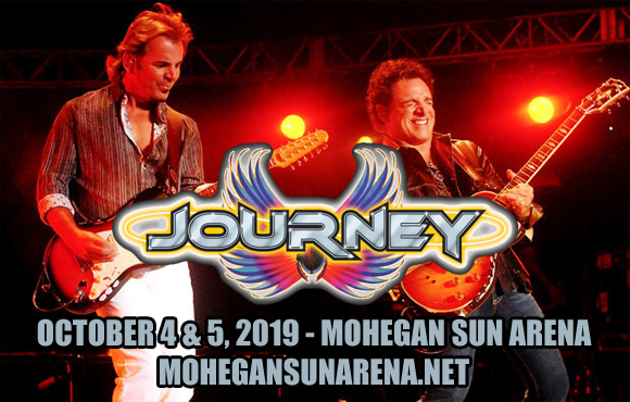 Journey at Mohegan Sun Arena