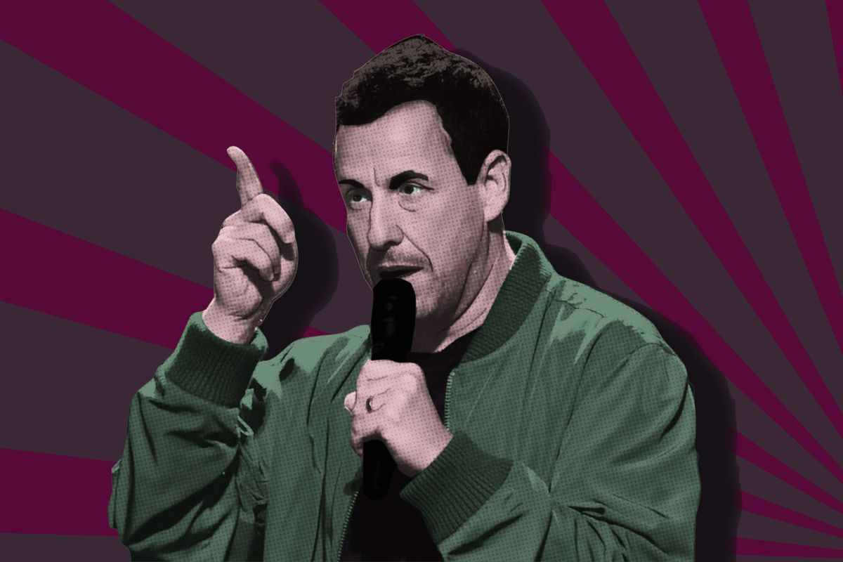 Adam Sandler at Mohegan Sun Arena