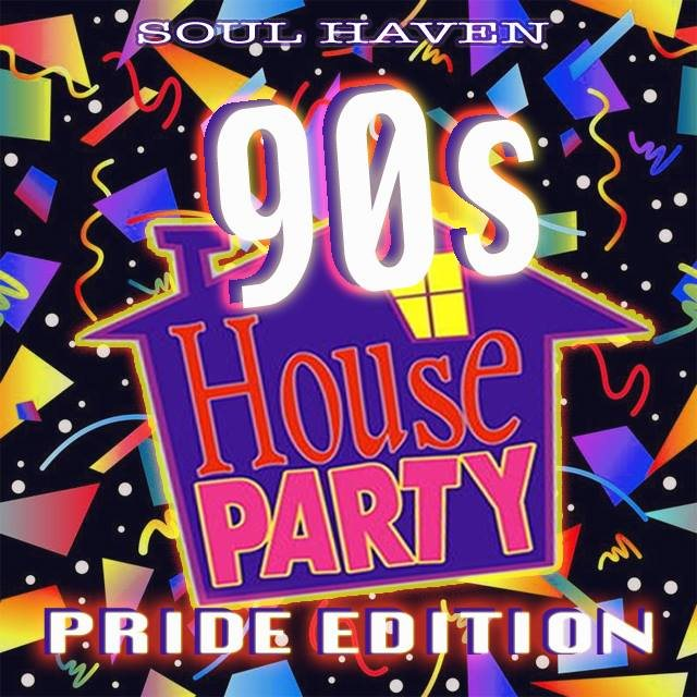 90s House Party at Mohegan Sun Arena