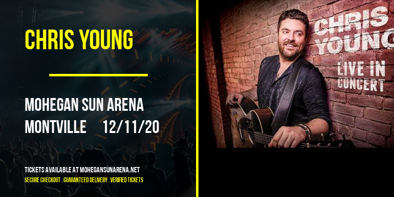 Chris Young at Mohegan Sun Arena