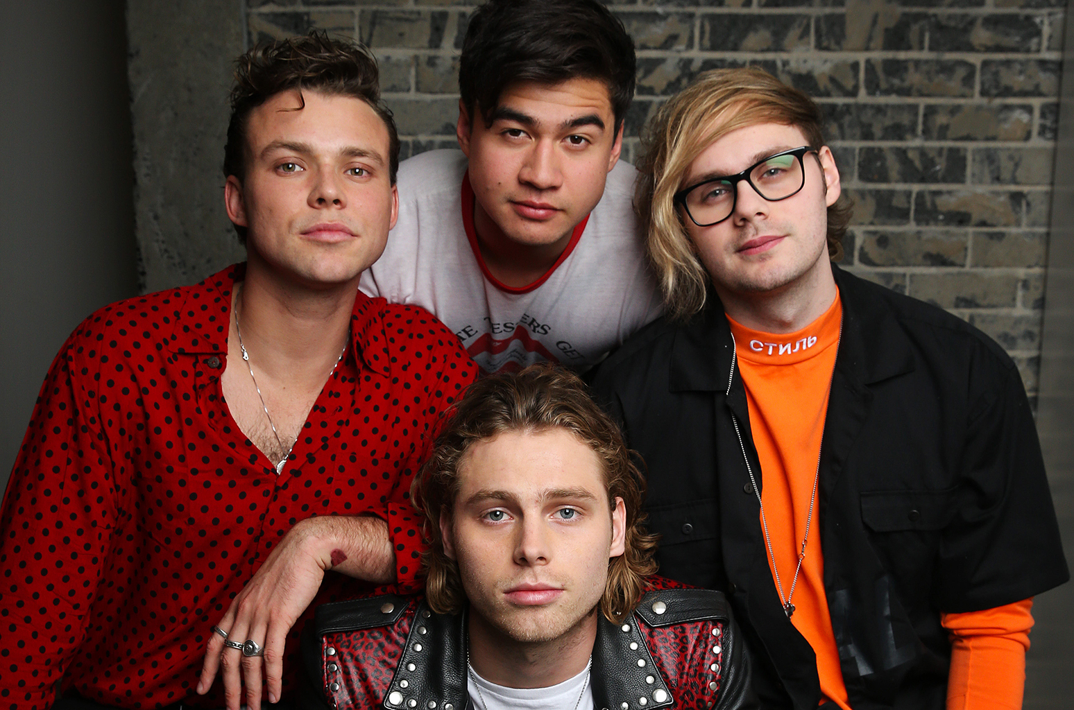 5 Seconds of Summer at Mohegan Sun Arena