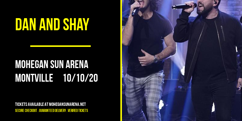 Dan And Shay at Mohegan Sun Arena