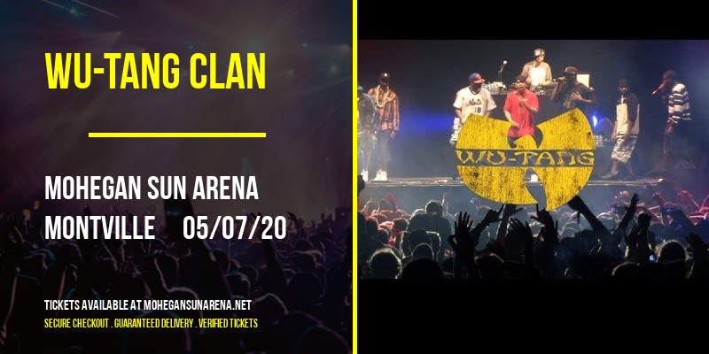 Wu-Tang Clan at Mohegan Sun Arena