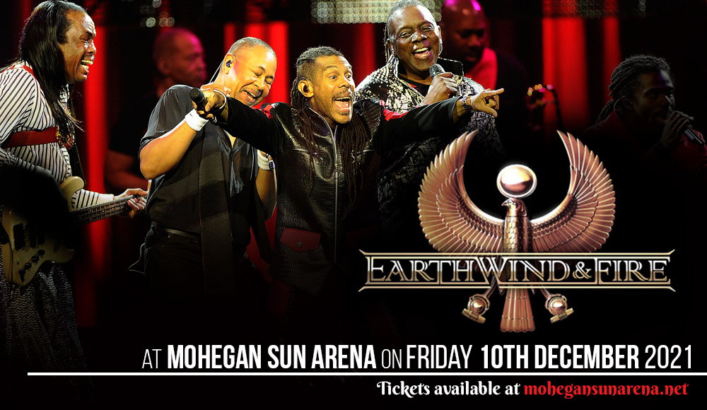 Earth, Wind and Fire at Mohegan Sun Arena