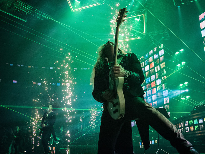 Trans-Siberian Orchestra 2021 Winter Tour: Christmas Eve and Other Stories at Mohegan Sun Arena